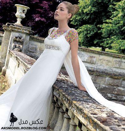 http://aksmodel.rozblog.com - مدل لباس عروس اروپایی