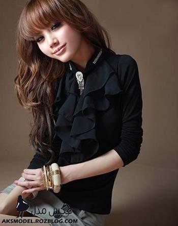 http://aksmodel.rozblog.com - مدل لباس مجلسی دخترانه کره ای