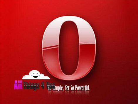 دانلود مرورگر وب Opera Web Browser 12.10 Build 1652 Final