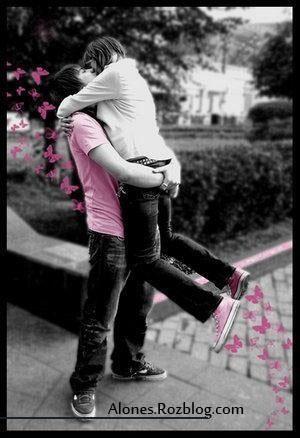 دوستت دارم که...