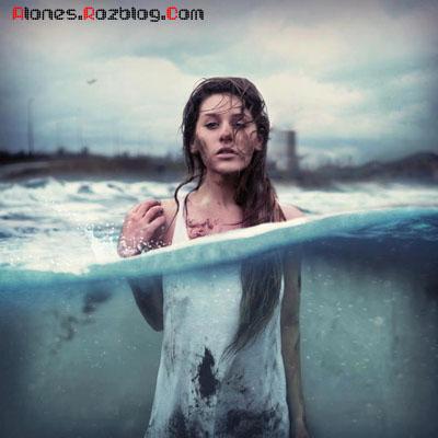 آدمی که غرق شود