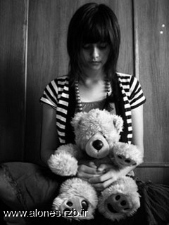 alone girl | دختر تنها