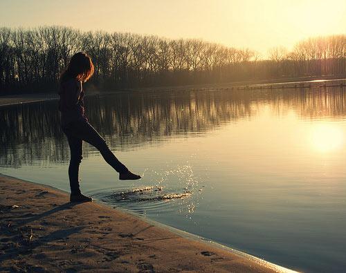 تنهایی , تنها, عاشقانه, عشق