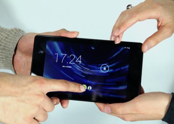چگونه یک کاربر محدود شده در گوشی اندرویدی بسازیم ؟