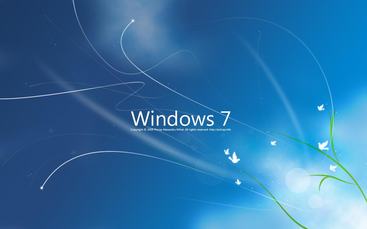 آموزش و راهنمای تصویری نصب ویندوز 7