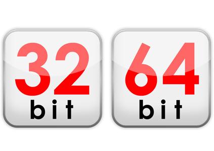 ویندوز 32 بیت یا 64 بیت (بیان تفاوت های کلی این دو سیستم)