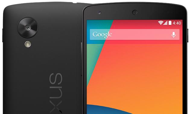نقد و بررسی LG Nexus 5