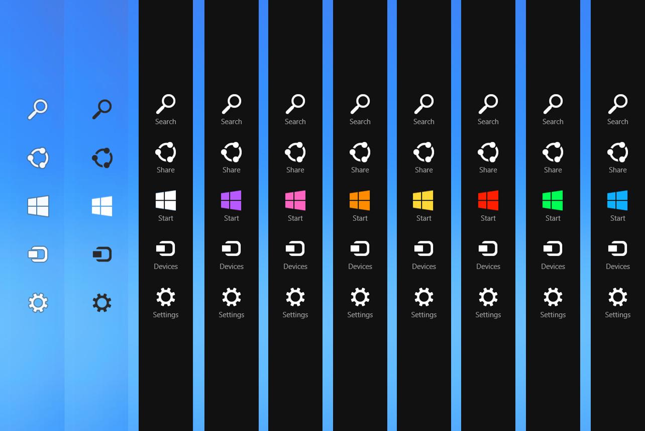 چگونه Charm Bar را در ویندوز 8 و 8.1 غیرفعال کنیم؟