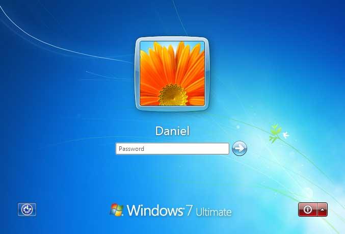 صفحه ورودی ویندوز ۷ را شخصی سازی کنید !