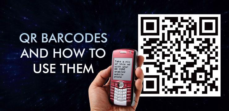 همه چیز در رابطه با QR Codes