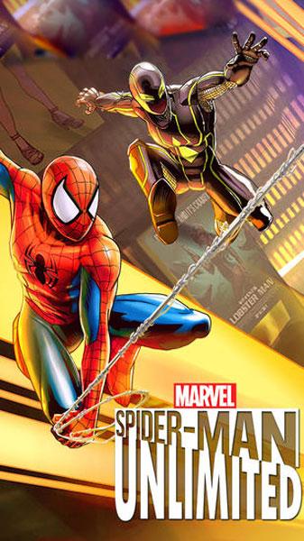 دانلود بازی مرد عنکبوتی بی حد و مرز Spider-man unlimited v1.0.0i اندروید