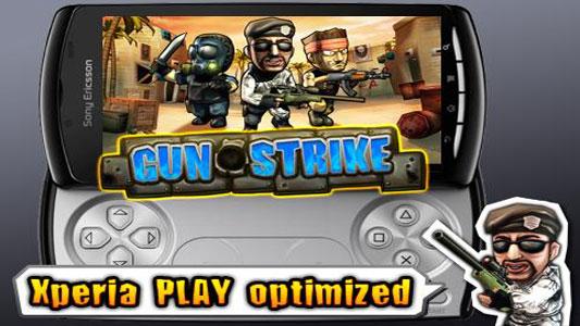 دانلود بازی اعتصاب تفنگ Gun Strike v1.4.6 اندروید + پول بی نهایت