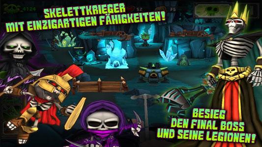دانلود بازی افسانه جمجمه Skull Legends v1.3.2 اندروید+پول بی نهایت