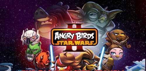 بازی بی نظیر Angry Birds Star Wars II