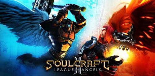 بازی جذاب SoulCraft League Angels v1.0.1