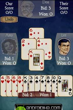 ورق پوکر پاسور حکم کارتی برای اندرویددانلود بازی کارتی اندروید دانلود بازی حکم