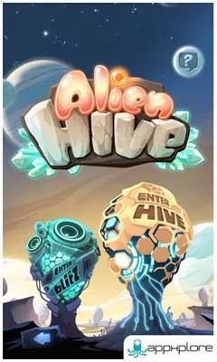 دانلود پازل Alien Hive برای اندروید
