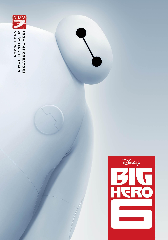 دانلود انیمیشن Big Hero 6 2014 با لینک مستقیم و رایگان