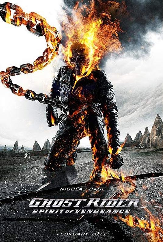 دانلود دوبله فارسی فیلم Ghost Rider: Spirit of Vengeance 2011