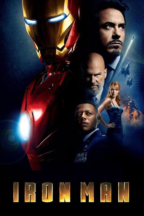 دانلود رایگان دوبله فارسی فیلم مرد آهنی Iron Man 2008