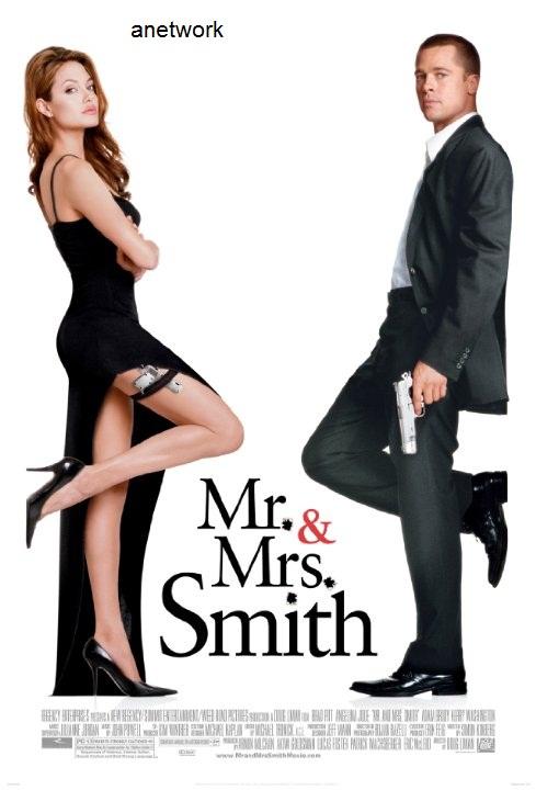 دانلود رایگان فیلم Mr. & Mrs. Smith 2005