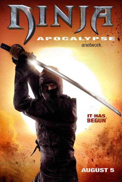 دانلود  رایگان فیلم Ninja Apocalypse 2014