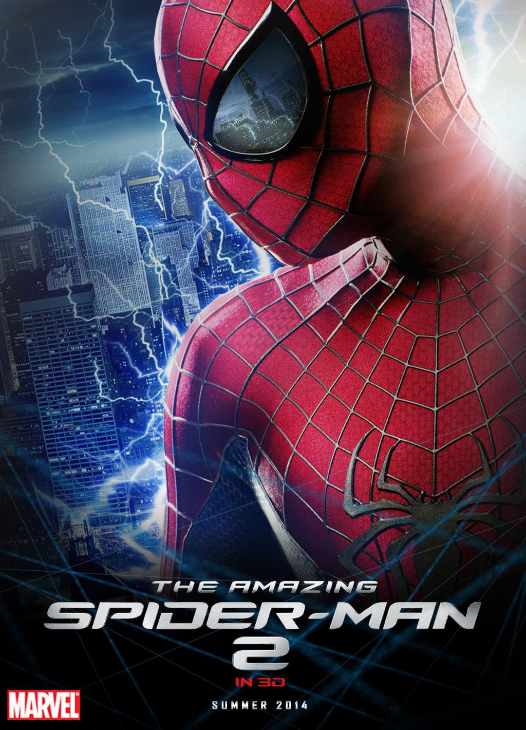 دانلود رایگان  فیلم The Amazing Spider-Man 2 2014