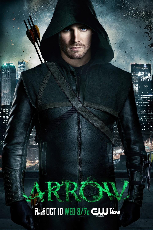 دانلود سريال بسيار هيجان انگيز arrow