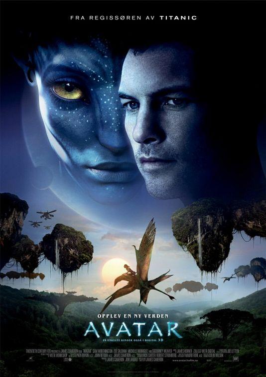 دانلود دوبله فارسی فیلم Avatar 2009