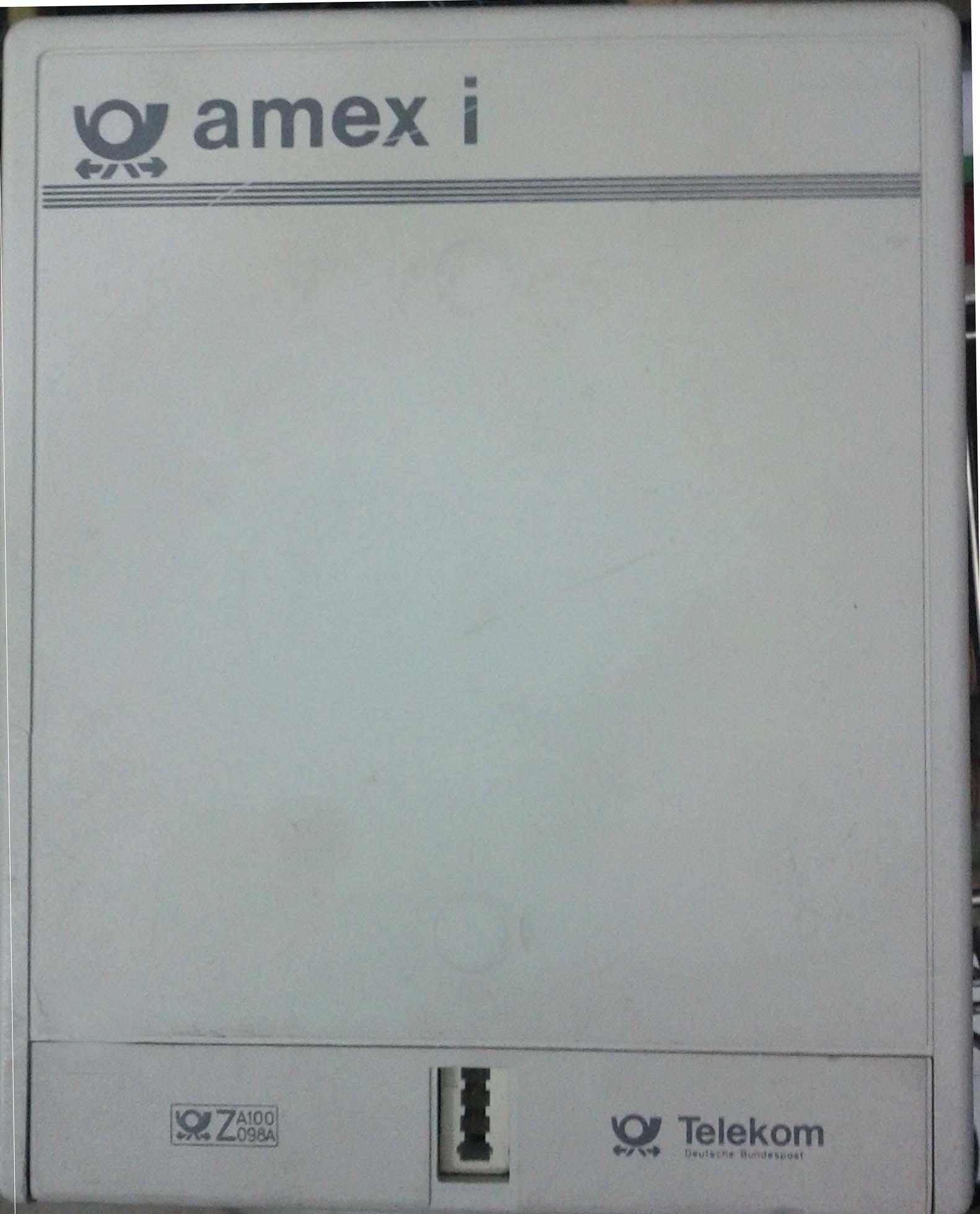 سانترال Amexi