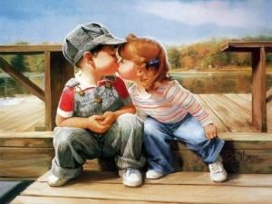 عشق احساسی   کودک