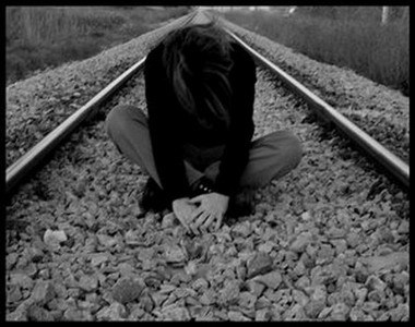 شبی همچون درد ناک تر از همیشه...غمگین
