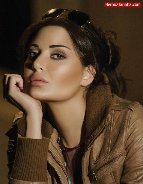 زیباترین زن لبنان...خوشگل