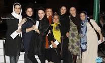 عکس دست جمعی بازیگران مشهور و خیلی بد حجاب ایرانی