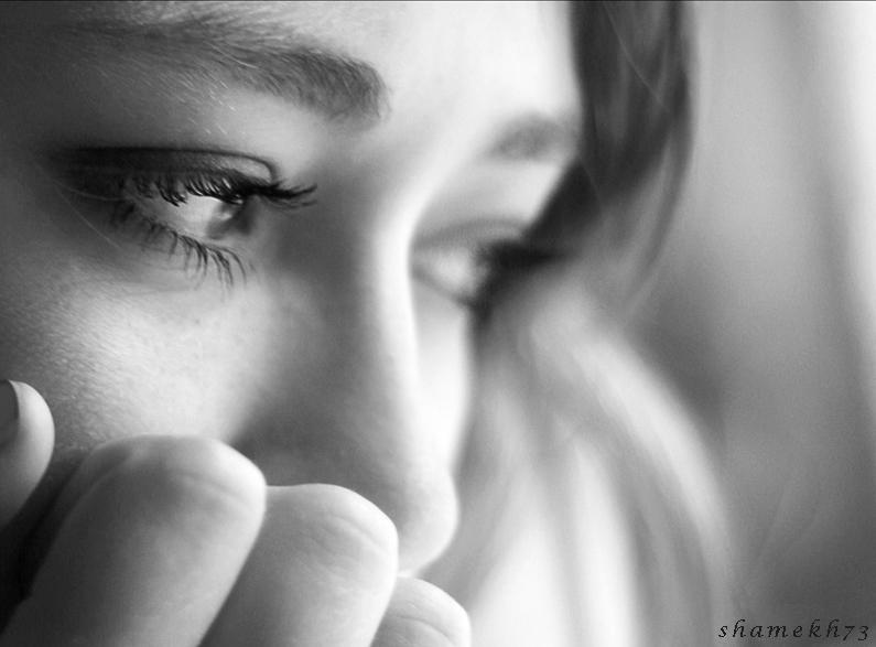 گاهی آنقدر تنها میشوم که...