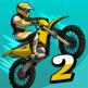 بازی موتورسواری Mad Skills Motocross 2 v1.0.2  - برای اندروید