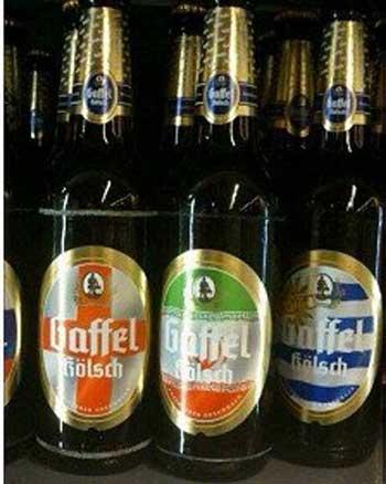 توقف تولید آبجو با پرچم ایران (+عکس)