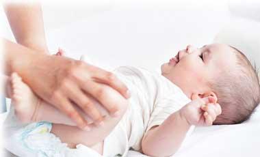 درمان یبوست در کودکان و نوزادان