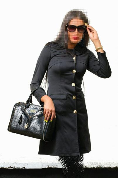 مدل های جدید مانتو پاییزه برند دریتا