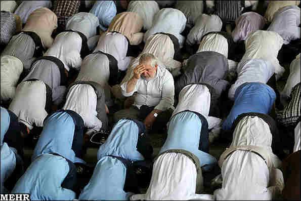 نماز و آداب آن