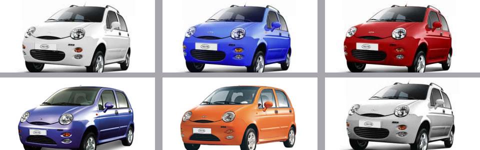 خودروهایی که خانمها بیشتر میپسندند + عکس