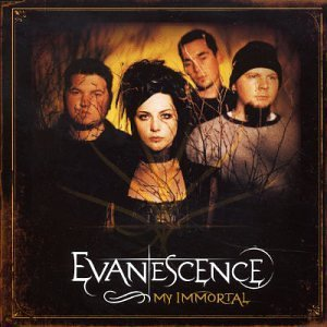 متن و ترجمه My Immortal از Evanescence