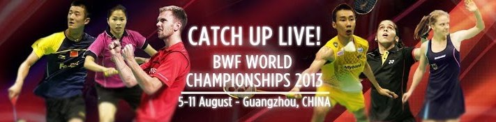 BWF World Championships 2013