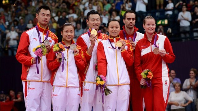 دانلود فینال مختلط المپیک لندن 2012
