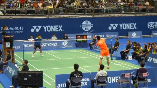 دانلود بازی Chen Long و Boonsak Ponsana جام آسیا 2013