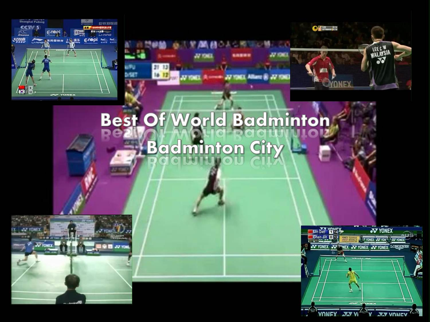 کلیپ بدمینتونی - Best of world badminton