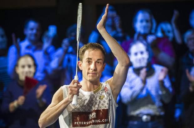 بازی خداحافظی پیتر گید (در مقابل لین دان) 2012