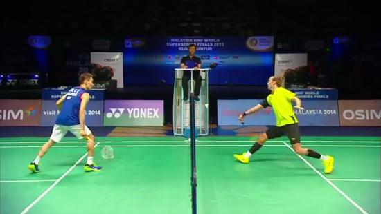 lee chong wei vs jan o jorgensen