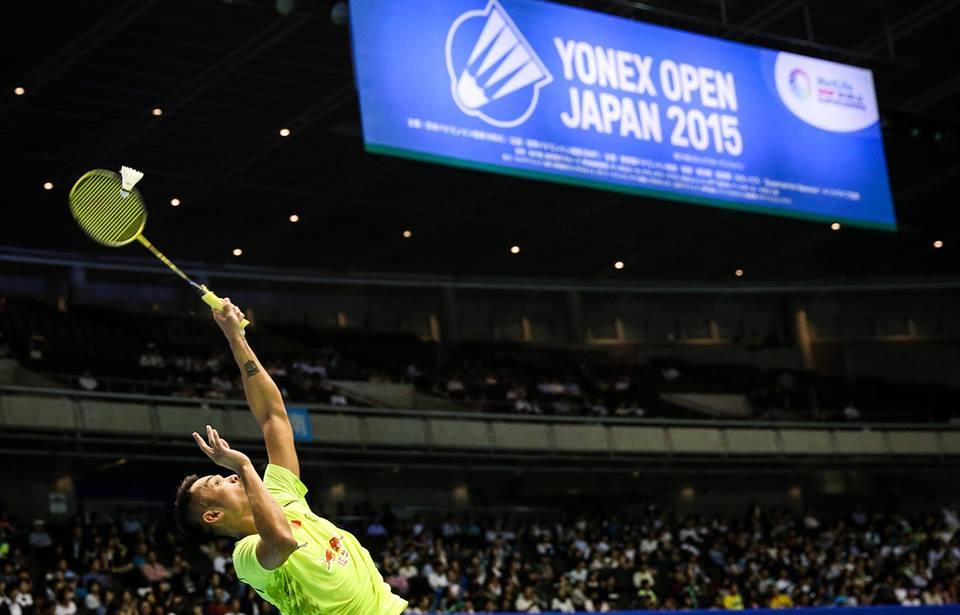 گالری تصاویر مسابقات Yonex Open Japan 2015