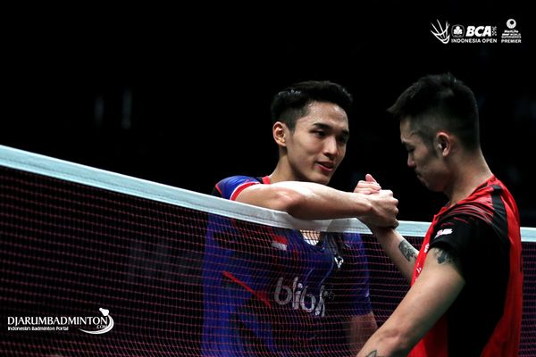 مسابقات بدمینتون آزاد اندونزی 2016 -  BCA Indonesia Open 2016